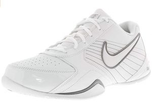 Nike Air Baseline Low Men Round Toe Leather Basketball Shoe