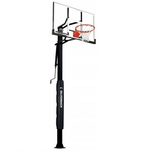 Silverback 60 In-Ground Basketball Hoop