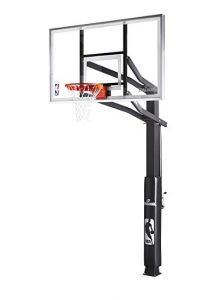 Spalding 888 Series In-Ground Basketball System