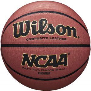 Wilson NCCA Replica Game Basketball